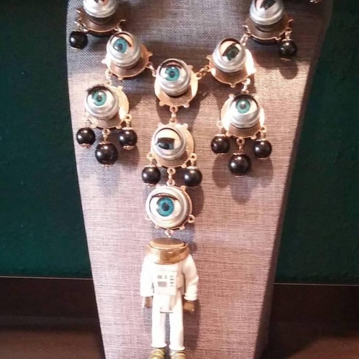 Eyeball Astronaut