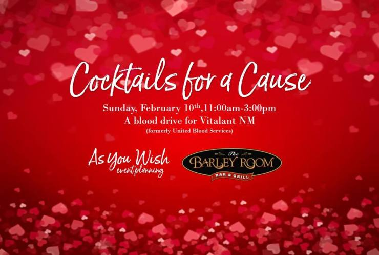 Cocktails for a Cause