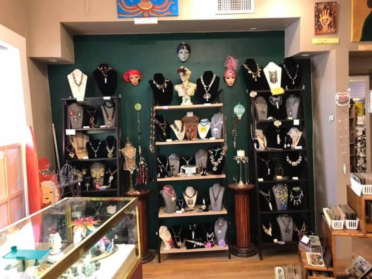 The Shop of Infinite Curiosities-Jewelry