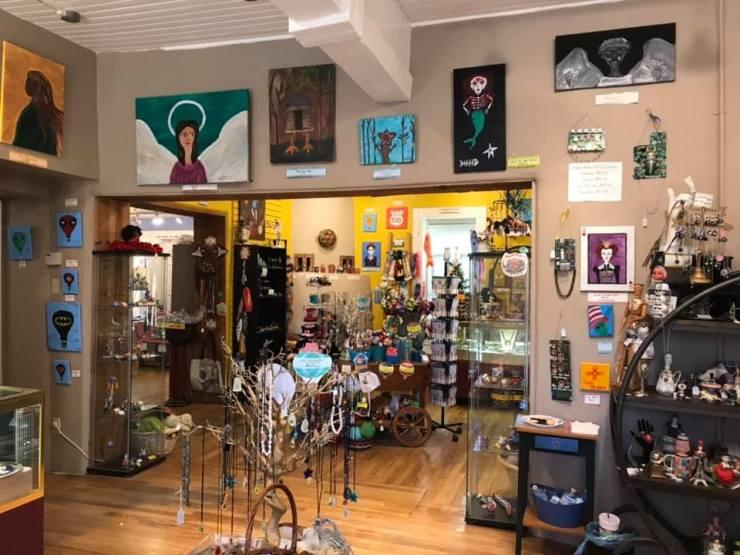 The Shop of Infinite Curiosities